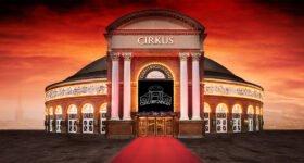 Cirkusbygningen facade