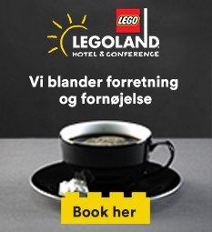 Legoland lille banner